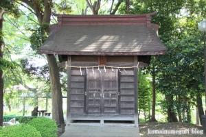 神明社(さいたま市北区土呂町)10