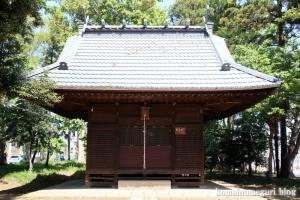 神明神社(さいたま市見沼区蓮沼)8