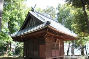 神明神社(さいたま市見沼区蓮沼)10