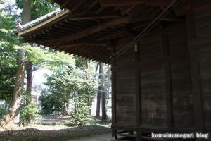神明神社(さいたま市見沼区蓮沼)11