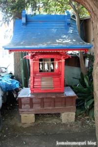 神明神社(さいたま市見沼区蓮沼)6