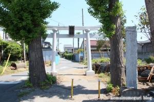 氷川神社(さいたま市見沼区大谷)1