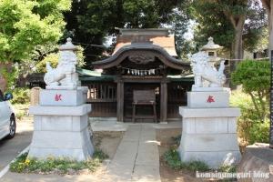 氷川神社(さいたま市見沼区大谷)4