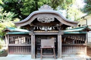 氷川神社(さいたま市見沼区大谷)8