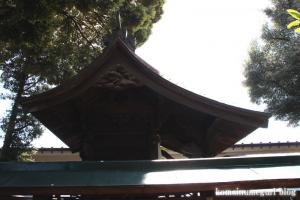 氷川神社(さいたま市見沼区大谷)9