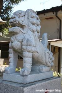 氷川神社(さいたま市見沼区大谷)5