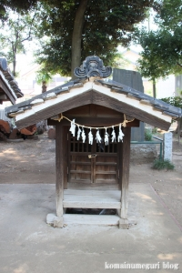 氷川神社(さいたま市見沼区大谷)10