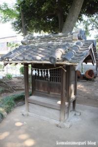 氷川神社(さいたま市見沼区大谷)11