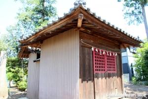 稲荷神社(さいたま市見沼区大谷)2