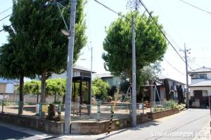 稲荷神社(さいたま市見沼区大谷)4