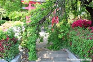 染谷氷川神社(さいたま市見沼区染谷)12