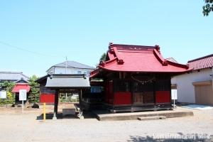 八雲神社(さいたま市見沼区染谷)1