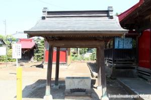 八雲神社(さいたま市見沼区染谷)2