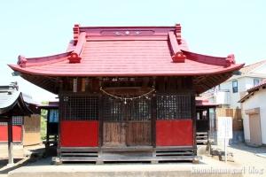 八雲神社(さいたま市見沼区染谷)3