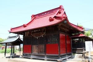 八雲神社(さいたま市見沼区染谷)4