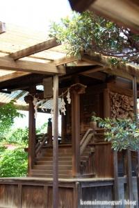 八雲神社(さいたま市見沼区染谷)5