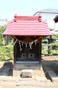 八雲神社(さいたま市見沼区染谷)6