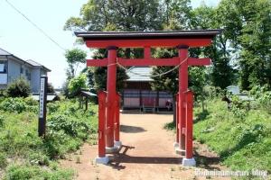 愛宕神社(さいたま市見沼区御蔵)1