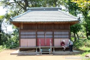 愛宕神社(さいたま市見沼区御蔵)9