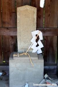 愛宕神社(さいたま市見沼区御蔵)5