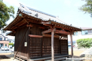 神明神社(さいたま市見沼区南中丸)5