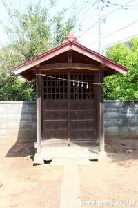 神明神社(さいたま市見沼区南中丸)9