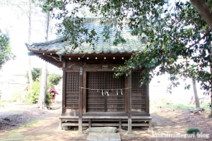 神明神社(さいたま市見沼区南中丸)4