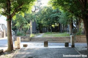 一之宮神社(横浜市神奈川区入江)5
