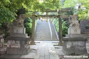 一之宮神社(横浜市神奈川区入江)18