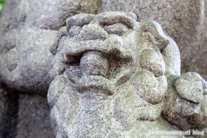 一之宮神社(横浜市神奈川区入江)24
