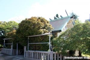 一之宮神社(横浜市神奈川区入江)33