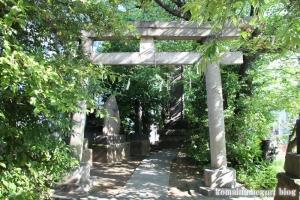 一之宮神社(横浜市神奈川区入江)46