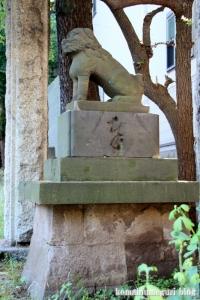 一之宮神社(横浜市神奈川区入江)6