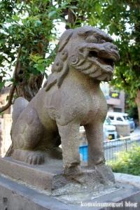 一之宮神社(横浜市神奈川区入江)11