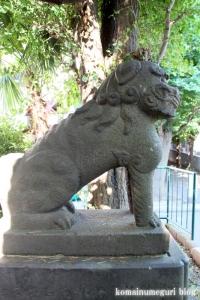 一之宮神社(横浜市神奈川区入江)8