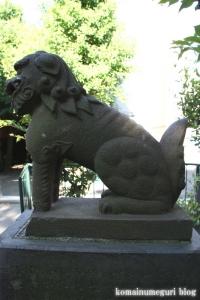 一之宮神社(横浜市神奈川区入江)12