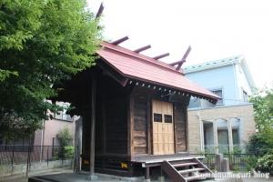神明宮(横浜市鶴見区生麦)5