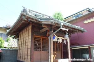 水神宮(横浜市鶴見区生麦)10