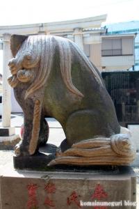 水神宮(横浜市鶴見区生麦)21