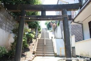 駒形天満宮(横浜市神奈川区西寺尾)6