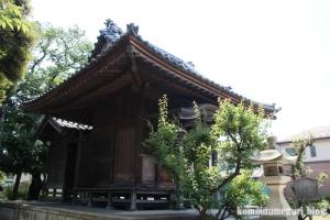 駒形天満宮(横浜市神奈川区西寺尾)12