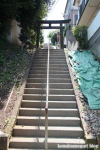 駒形天満宮(横浜市神奈川区西寺尾)5