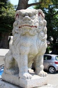駒形天満宮(横浜市神奈川区西寺尾)8