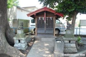 神明社(横浜市鶴見区馬場)10