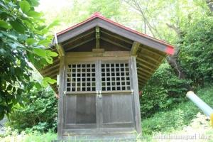 稲荷神社(横浜市鶴見区獅子ヶ谷)4