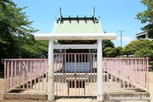 伊佐山神社(横浜市鶴見区駒岡)2