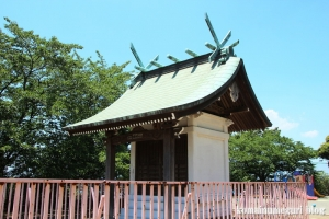 伊佐山神社(横浜市鶴見区駒岡)3