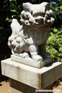 浅間神社(横浜市鶴見区駒岡)7