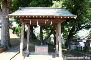 熊野神社(横浜市鶴見区北寺尾)2