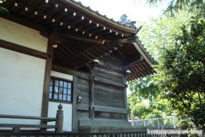 熊野神社(横浜市鶴見区北寺尾)12